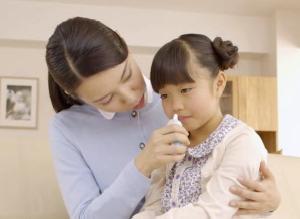 nasal-drip