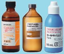 鼻づまり点鼻薬(トラマゾリン、プリビナ、コールタイジン)