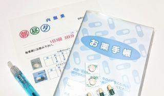 medicine-and-notebook