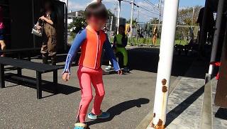 子供用ウエットスーツ