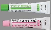 アラセナA軟膏とアラセナクリーム