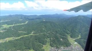 天草エアラインからの風景(熊本-天草)4
