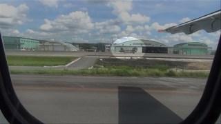航空自衛隊の飛行機(熊本空港)1