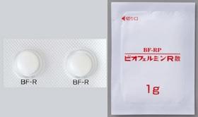 ビオフェルミンR錠とビオフェルミンR散
