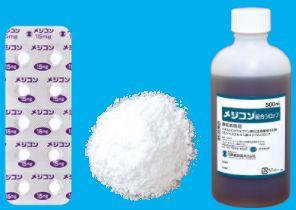 メジコン錠、メジコン散、メジコン配合シロップ