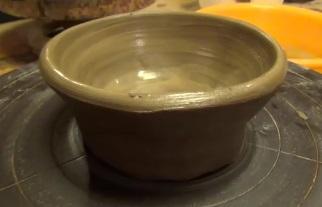 エクシブ白浜アネックスで作った陶芸作品(ご飯用)